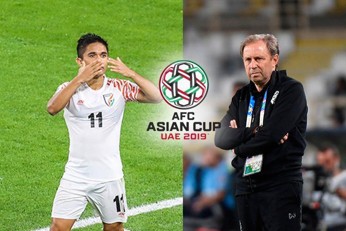 AFC Asian Cup,AFC Asian Cup Schedule,Sunil Chhetri,Sunil Chhetri AFC Asian Cup,Thailand Football Association