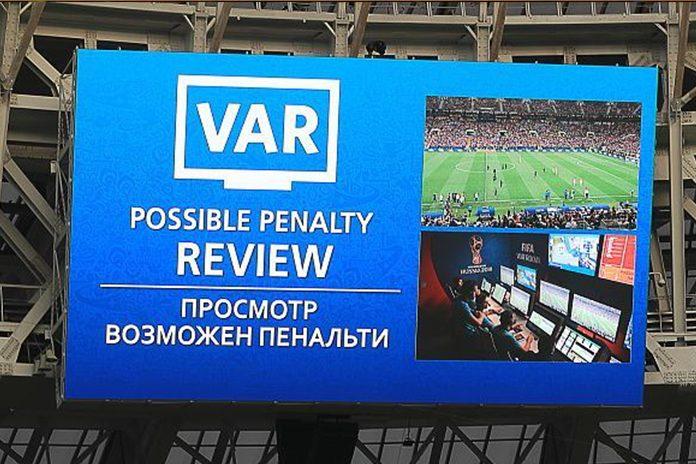 AFC Asian Cup,AFC Asian Cup VAR System,AFC Asian Cup 2019,FIFA World Cup,International Football Association Board