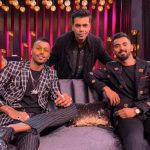 Hardik Pandya,Hardik Pandya TV Show,Hardik Pandya Koffee With Karan Show,Koffee With Karan,Hardik Pandya Karan Johar Show