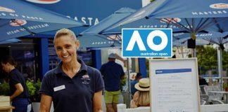 Australian Open 2019,Australian Open partnerships,Australian Open 2019 Schedule,Barilla Pasta Partnerships,Roger Federer
