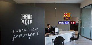 Barcelona FC,La Liga,Barcelona FC TV channel,Barca Studios,Barcelona production company