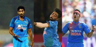 Jaspreet Bumrah,India Australia ODI series,India New Zealand Series,India New Zealand T20 Squad,India Australia ODI Squad