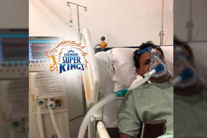 Chennai Super Kings,CSK,Jacob Martin,Jacob Martin treatment,Chennai Super Kings CEO,K S Viswanathan