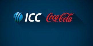 Coca-Cola Partnerships,ICC Partnerships,ICC World Cup 2019,ICC World Cup,ICC T20 World Cup