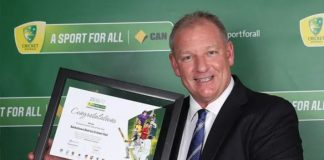 Cricket Australia,Hyundai executive,Scott Grant,Cricket Australia COO,Bankstown Cricket Club president