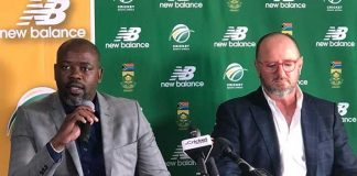 Cricket South Africa,CSA Brand Partnerships,Cricket South Africa Partnerships,Thabang Moroe CSA,CSA Chief Executive