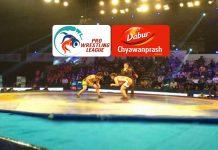 Pro Wrestling,Pro Wrestling Title Sponsor,Pro Wrestling Dabur Chyawanprash,Pro Wrestling League Season 4,Pro Wrestling Teams