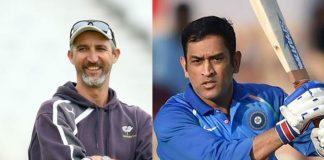 Mahendra Singh Dhoni,Jason Gillespie,Virat Kohli,MS Dhoni Records,Cricket India