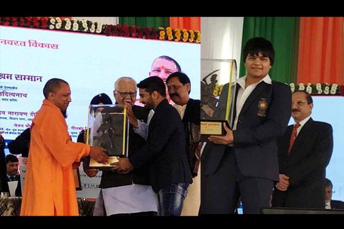 Divya Kakran,Sandeep Tomar,Indian Wrestling,Sports awards,Rani Laxmi Bai Sports Award