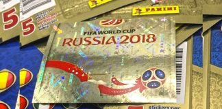 FIFA World Cup stickers,FIFA World Cup Pinani,Pinani Turnover,FIFA World Cup 2018,FIFA World Cup