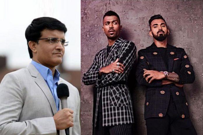 Sourav Ganguly,Hardik Pandya,Koffee with Karan,Hardik Pandya Koffee with Karan,Virat Kohli