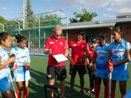 Hockey India,Indian Women's Hockey Team,Women's Hockey Team,Indian Hockey Team,Asian Champions Trophy