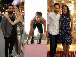 Sportstars New year,Virat Kohli New year,Saina Nehwal New year,Premier Badminton League,Hima Das New year
