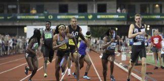 IAAF,IAAF World Relays Yokohama,Asian Games 2018,Mixed Relay,International Amateur Athletics Federation