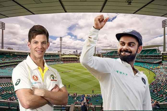 Sydney Test LIVE,Australia India LIVE,India Australia LIVE,Australia India Test,India vs Australia Test Series