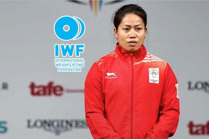International Weightlifting Federation,IWF,K Sanjita Chanu,K Sanjita Chanu Suspension,2020 Olympics Games