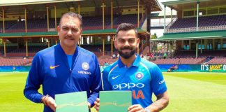 Sydney Cricket Ground,SCG Life Membership,Ravi Shastri,Virat Kohli,India Australia Series
