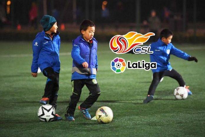LaLiga,Chinese Super League,LaLiga Partnerships,Chinese Super League Partnerships,Chinese Football Association