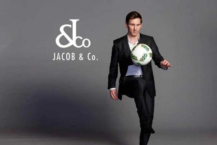 Jacob & Co,Jacob & Co brand ambassador,Lionel Messi,Cristiano Ronaldo,Epic x Chrono Messi