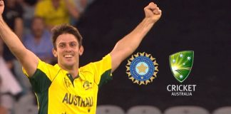 Mitchell Marsh,Justin Langer,India Australia Series,India Australia ODI Series,India vs Australia