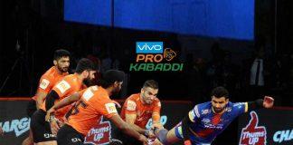 Pro Kabaddi,PKL Season 6,Pro Kabaddi BARC Rating,PKL 2018,Pro Kabaddi 2018