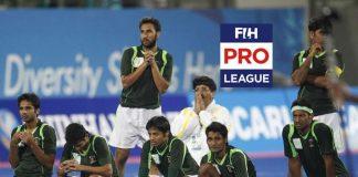 Pro Hockey League,Pakistan Hockey Federation,FIH,International hockey federation,FIH Pro League Hockey