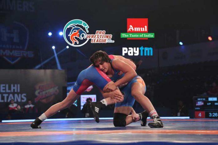Pro Wrestling Season 4 : Amul comes on board as co-sponsor, Paytm ticketing partner