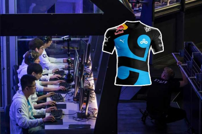 Puma official game-day apparel and shoe partner for Cloud9