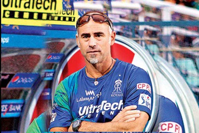 Paddy Upton Rajasthan Royals,Rajasthan Royals Coach,IPL 2019,Indian Premier League,IPL 2019 Schedule