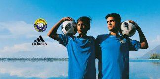 Real Kashmir Football Club,Real Kashmir FC,Real Kashmir Sponsorships,adidas Sponsorships,Football Clubs in India