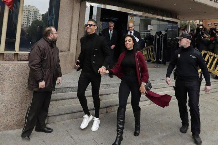 Juventus,Cristiano Ronaldo,Cristiano Ronaldo tax Case,LaLiga,Real Madrid