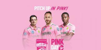Cricket South Africa,Pinkday game,breast cancer awareness,South Africa Pakistan ODI,South Africa vs Pakistan ODI Series