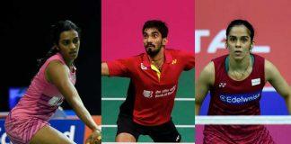 P V Sindhu,Kidambi Srikanth,Saina Nehwal,Indonesia Masters,Premier Badminton League