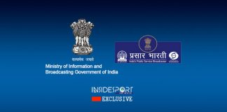 Sports Broadcasting,MIB,Sports Broadcasting Signals,Prasar Bharti,Ministry of Information and Broadcasting