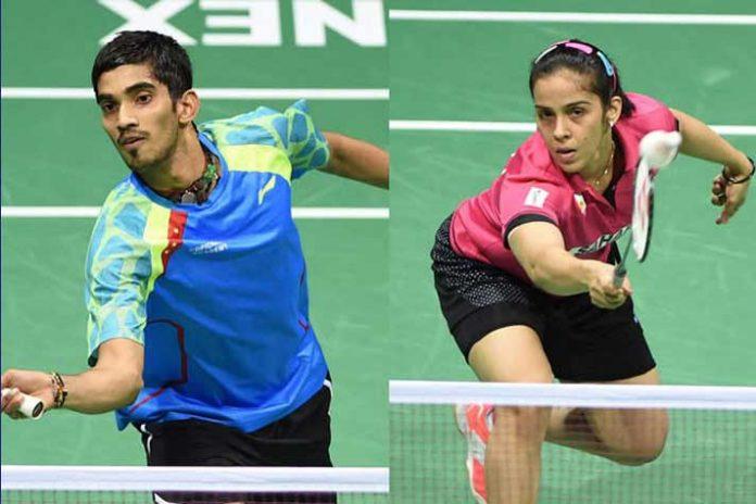 Kidambi Srikanth,Saina Nehwal,Malaysian Open tournament,Premier Badminton League,PBL 2019