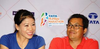 Tata Mumbai Marathon,Tata Mumbai Marathon 2019,Mumbai Marathon Date,Mary Kom,Mumbai Marathon Brand Ambassadors