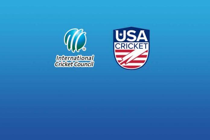 ICC USA Cricket,USA Cricket ICC Membership,ICC,USA Cricket,ICC Memberships