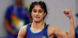 Laureus World Sports Award,Vinesh Phogat,Indian wrestler,Indian Wrestling,Asian Games gold medallist