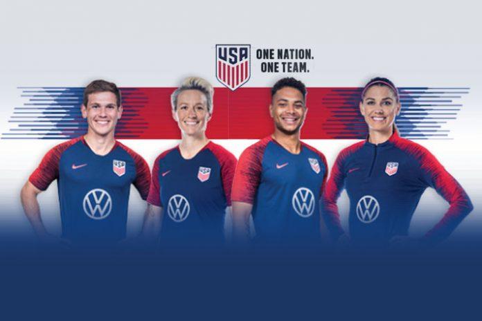 Volkswagen USA,United States Soccer Federation,Football Federation,Volkswagen Sponsorships,US Soccer Sponsorships