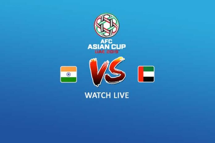 AFC Asian Cup 2019,AFC Asian Cup,AFC Asian Cup Schedule,AFC Asian Cup Live,India vs UAE Asian Cup 2019