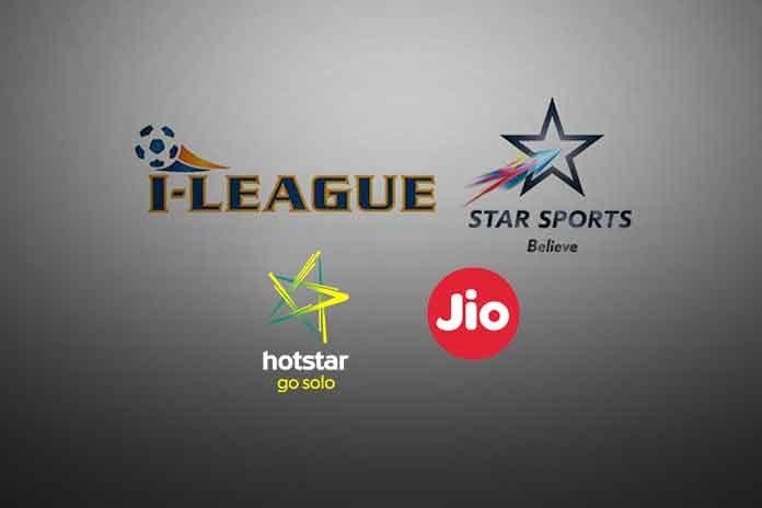 I-League Live Broadcast,I-League Live Streaming,I-League,Star Sports,All-India Football Federation
