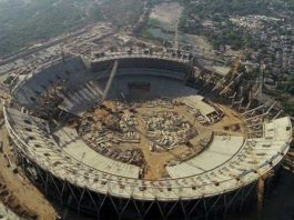 Largest Cricket Stadium,Ahmedabad Cricket Stadium,Motera Cricket Stadium,Sardar Patel Stadium,World's Largest Cricket Stadium