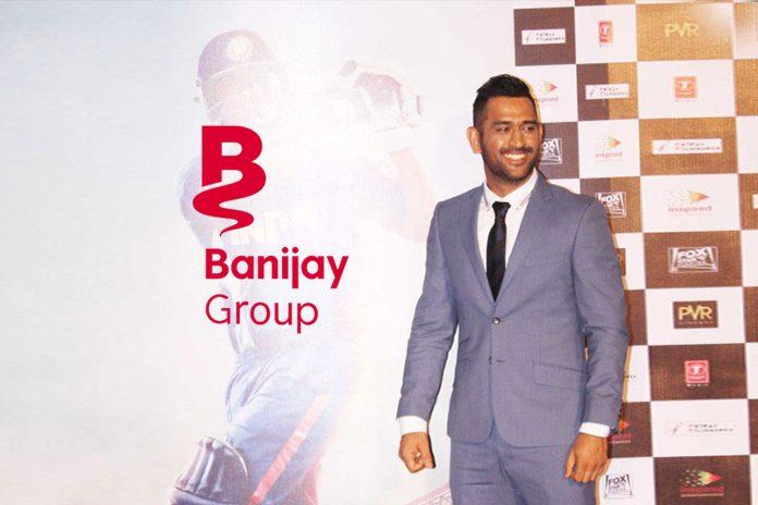 Dhoni Banijay Asia,Dhoni Entertainment Business,MS Dhoni,Banijay Asia,MS Dhoni CSK
