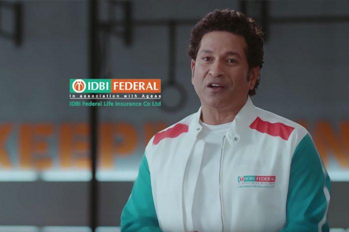 Sachin Tendulkar,IDBI TVC,IDBI Federal Life Insurance,Sachin Tendulkar IDBI,IDBI Campaign