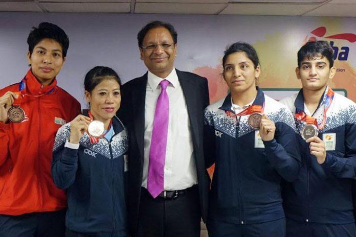 Boxing Federation of India,BFI,BFI president,Ajay Singh BFI,AIBA