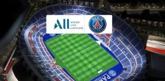 Paris Saint-Germain,PSG Jersey Sponsor,PSG Sponsorships,PSG Sponsor,Accor Live Limitless