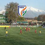 All India Football Federation,I-League,Real Kashmir FC,Real Kashmir Football Club,Pulwama attack