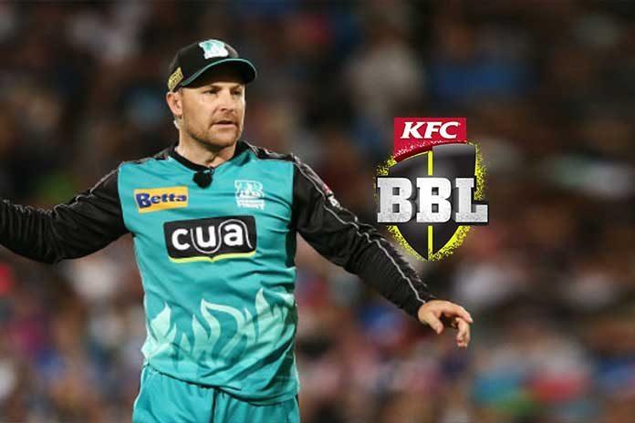 Brendon McCullum,Big Bash League,BBL,Brendon McCullum BBL,T20 Cricket 2019