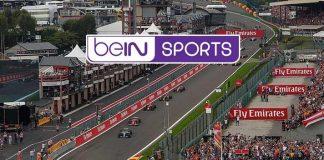 Formula One,Formula One Media Rights,BeIN sports,BeIN sports Media Rights,F1 Rights