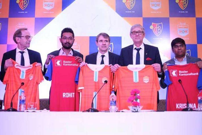 Chennai City FC,I-League,Chennai City FC Partnerships,Indian Football,FC Basel Partnerships